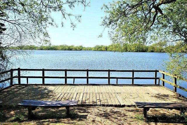 Lake River Landscape Nature